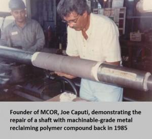 Joe Caputi in Action