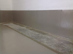 chlorine room repair - MCOR 1298